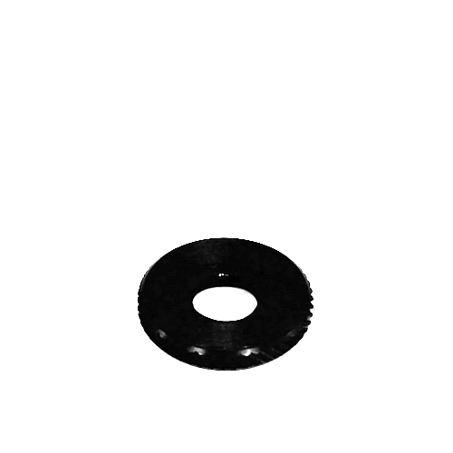 K&M Lock Washer - Black