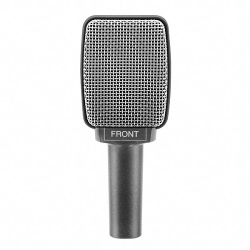 Sennheiser e609 Silver Microphone for Guitar Cabinets and Drums