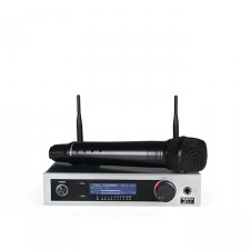 Trantec S5.3HD-D2U Wireless Handheld Microphone System
